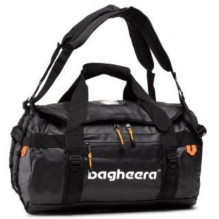 Taška BAGHEERA - Duffel Bag S 14207 C0100 Black Černá S