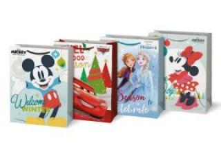 Taška MFP vánoční L Disney mix V7
