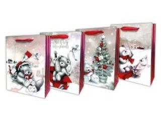 Taška MFP vánoční T 5 mix V19 260x340x140