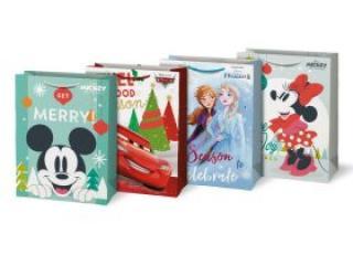 Taška MFP vánoční XL Disney mix V2
