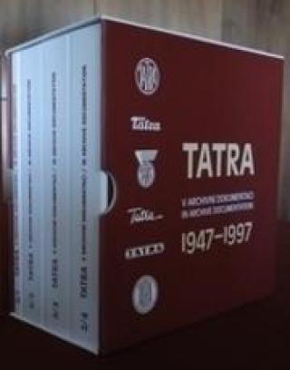 TATRA 1947-1997 v archivní dokumentaci / in archive documentation