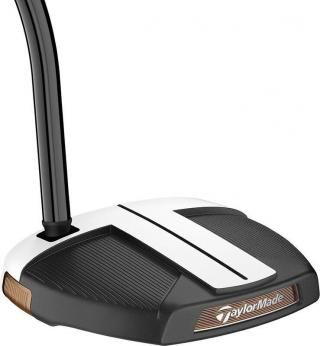 TaylorMade Spider FCG Single Band Putter Black/White Right Hand 33 pánské