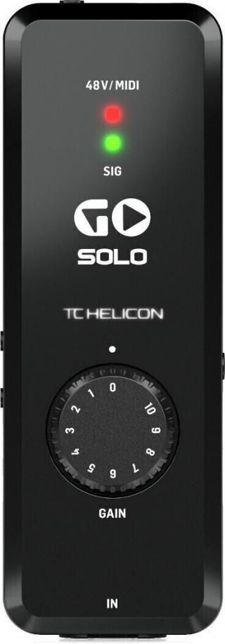 TC Helicon GO SOLO