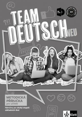 Team Deutsch neu 1 (A1) – met. příručka   Audio CD