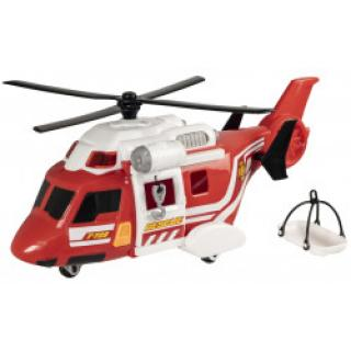 Teamsterz helikoptéra hasičská