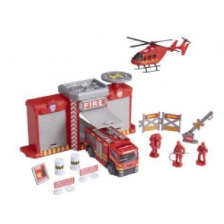 Teamsterz požární stanice