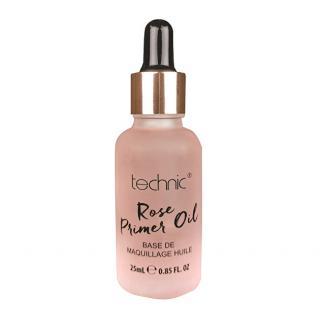 Technic Olejová podkladová báze pod make-up Rose Primer Oil 25 ml dámské