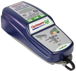 Tecmate Battery Charger Optimate Lithium