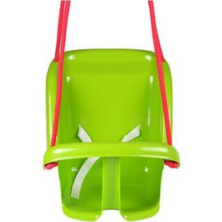 Teddies Houpačka Baby zelená nosnost 20kg