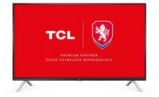 Televize tcl 32dd420  obal poškozen