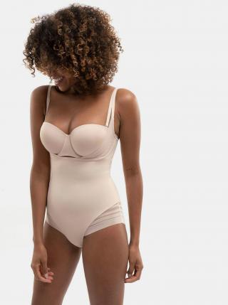 Tělové stahovací body Dorina Marilyn dámské tělová L