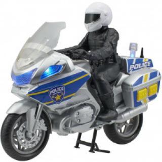 Temasterz motorka policejní