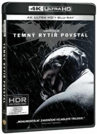 Temný rytíř povstal - 4K/UHD   BD