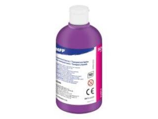 Temperové barva 500ml fialová