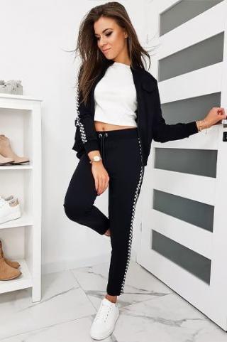 TENEZIS womens black sweatshirt AY0153 dámské Neurčeno One size