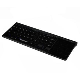 Tenká bezdrátová klávesnice s touchpadem / numerickou klávesnicí K353