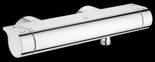 Termostat Grohe Grohtherm 2000 s termostatickou baterií 150 mm chrom 34169001 chrom chrom