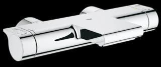 Termostat Grohe Grohtherm 2000 s termostatickou baterií 150 mm chrom 34174001 chrom chrom