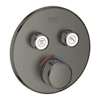 Termostat Grohe Smart Control s termostatickou baterií Brushed Hard Graphite 29119AL0 ostatní Brushed Hard Graphite