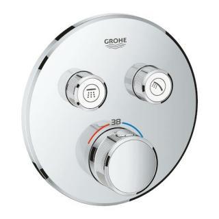 Termostat Grohe Smart Control s termostatickou baterií chrom 29119000 chrom chrom
