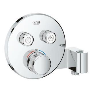 Termostat Grohe Smart Control s termostatickou baterií chrom 29120000 chrom chrom