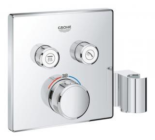 Termostat Grohe Smart Control s termostatickou baterií chrom 29125000 chrom chrom