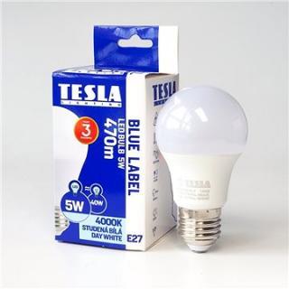Tesla LED žárovka BULB A60 E27 5W
