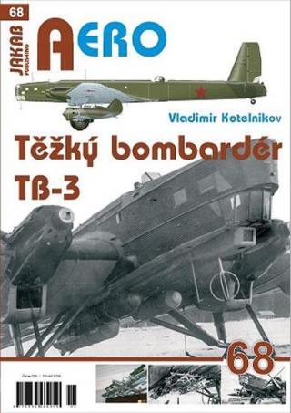 Těžký bombardér Tupolev TB-3 - Kotelnikov Vladimir