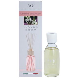 THD Diffusore THD Sandalo e Bergamotto aroma difuzér s náplní 200 ml 200 ml