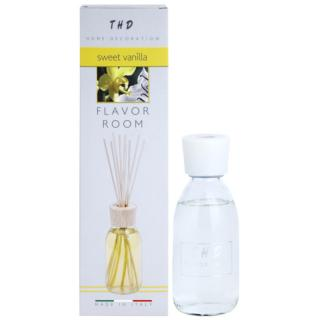 THD Diffusore THD Sweet Vanilla aroma difuzér s náplní 200 ml 200 ml