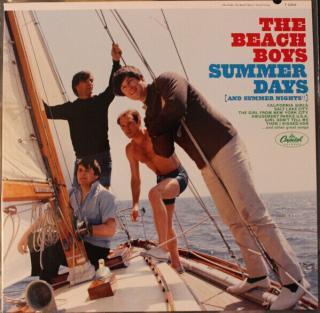 The Beach Boys Summer Days  Black