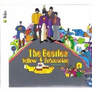 The Beatles Yellow Submarine (CD)