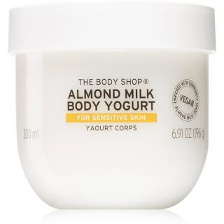 The Body Shop Almond Milk tělový jogurt 200 ml dámské 200 ml