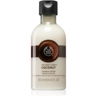 The Body Shop Coconut sprchový krém s kokosem 250 ml dámské 250 ml