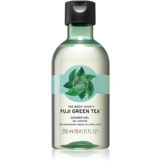 The Body Shop Fuji Green Tea osvěžující sprchový gel se zeleným čajem 250 ml pánské 250 ml