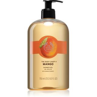 The Body Shop Mango osvěžující sprchový gel 750 ml pánské 750 ml