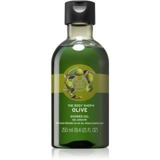 The Body Shop Olive osvěžující sprchový gel 250 ml dámské 250 ml