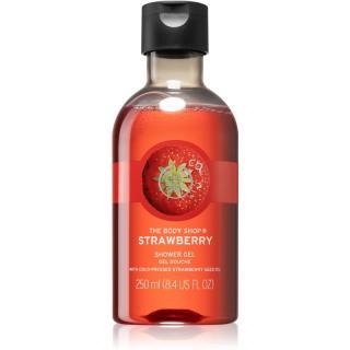 The Body Shop Strawberry osvěžující sprchový gel 250 ml pánské 250 ml