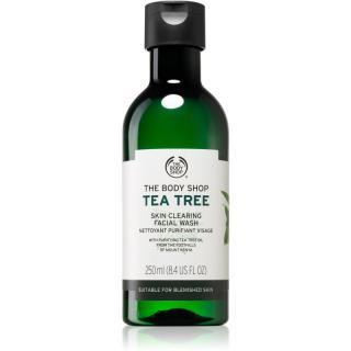 The Body Shop Tea Tree čisticí gel 250 ml pánské 250 ml