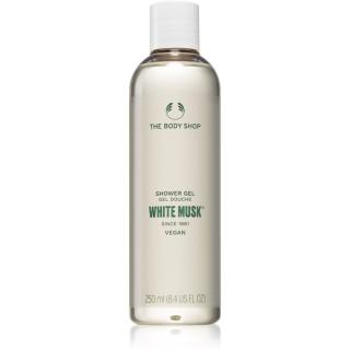 The Body Shop White Musk jemný sprchový gel 250 ml dámské 250 ml