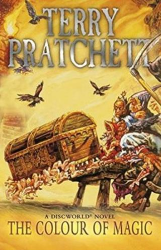 The Colour of Magic - Pratchett Terry