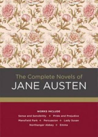 The Complete Novels of Jane Austen - Jane Austenová