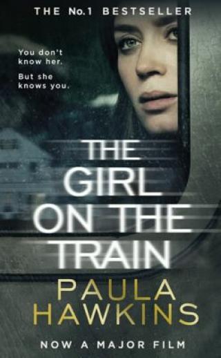 The Girl on the Train film tie-in - Paula Hawkins