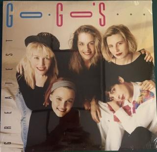 The Go-Gos Greatest  Black