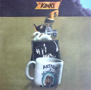 The Kinks Arthur Or The Decline And Fall Of The British Empire  Black