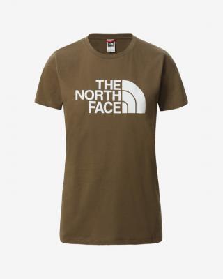 The North Face Easy Triko Hnědá dámské XS