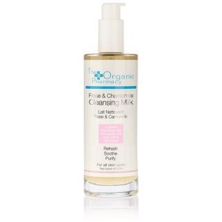 The Organic Pharmacy Skin čisticí mléko pro citlivou pleť 100 ml dámské 100 ml