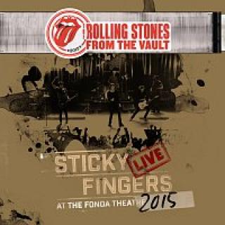 The Rolling Stones – Sticky Fingers Live At The Fonda Theatre CD DVD