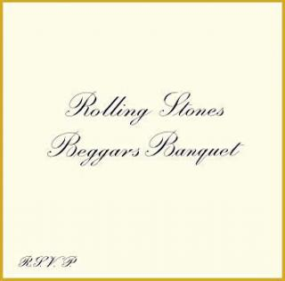 The Rolling Stones Beggars Banquet  Black
