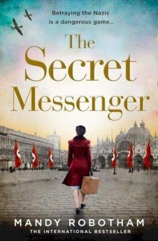 The Secret Messenger - Robotham Mandy